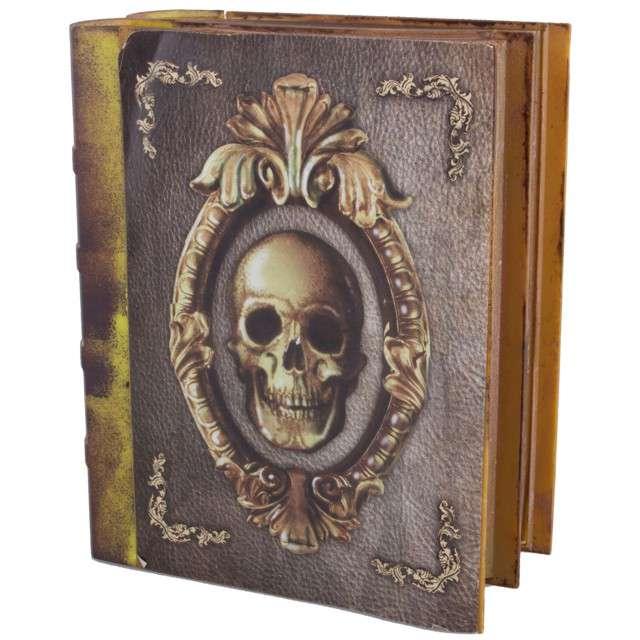 """Dekoracja """"Książka Śmierci"""", FunnyFashion, 20 cm"""