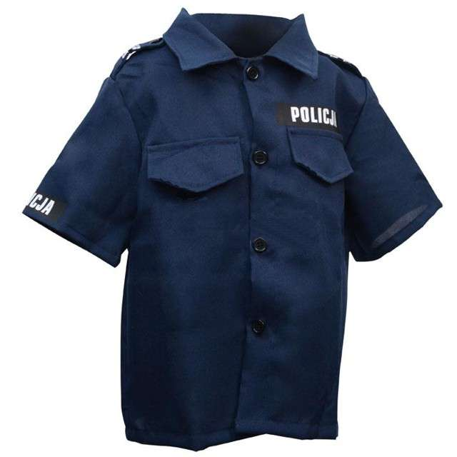 """Koszulka dla dzieci """"Policjant"""", ARPEX, rozm. 120/130 M"""