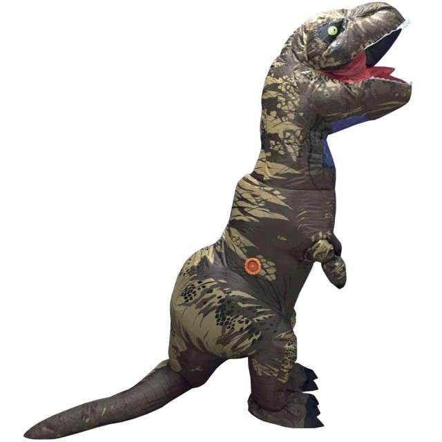 "Strój dla dorosłych ""T-Rex"", FunnyFashion, nadmuchiwany"