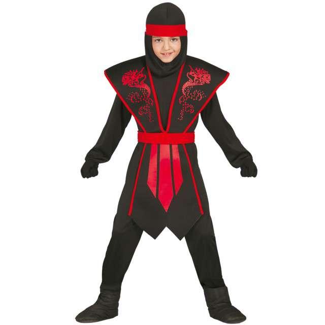 """Strój dla dzieci """"Ninja Cienia"""", GUIRCA, rozm. 5-6 lat"""