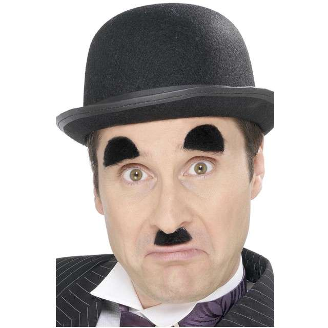 "Wąsy party ""Chaplin"", SMIFFYS"