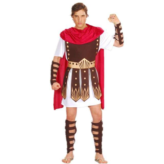 """Strój dla dorosłych """"Gladiator"""", KRASZEK, rozm. M/L"""