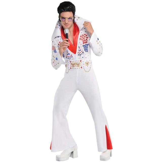 "Strój dla dorosłych ""Elvis Presley Deluxe"", AMSCAN, rozm. M/L"
