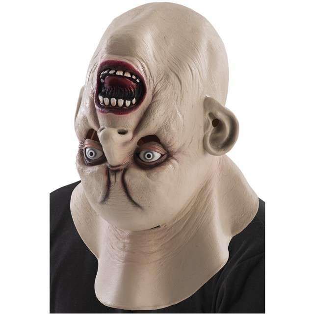 """Maska """"Mutant"""", lateksowa, Carnival Toys"""
