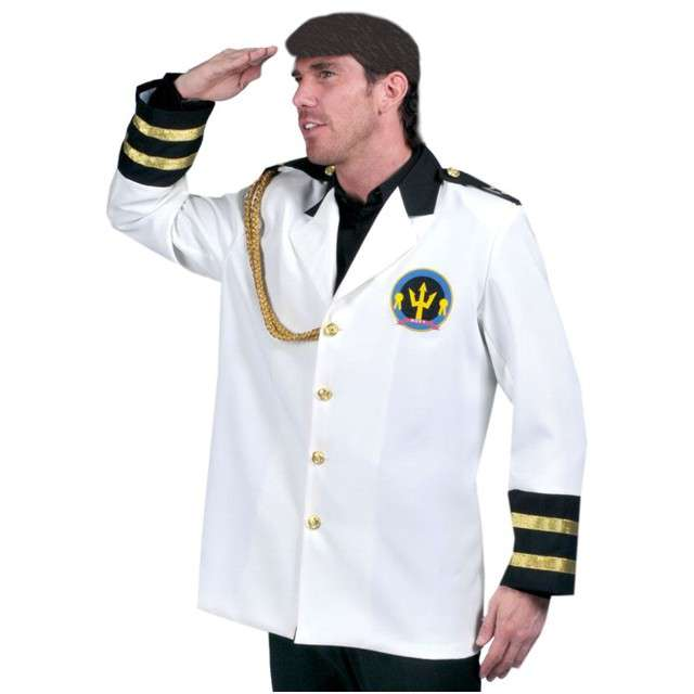 """Strój dla dorosłych """"Marynarka Kapitana"""", FunnyFashion, rozm. L"""