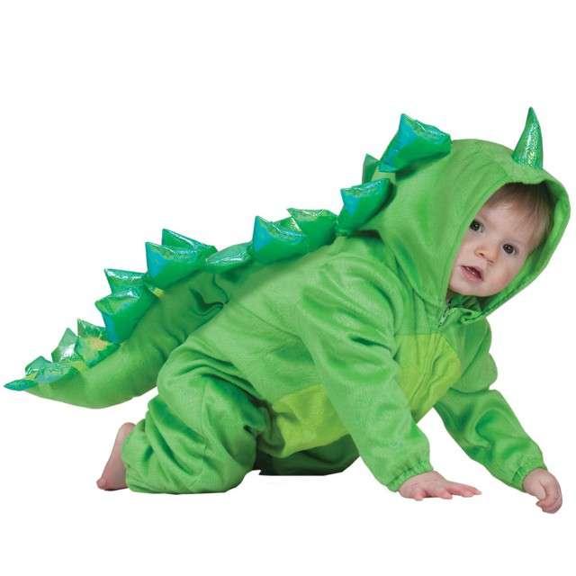 """Strój dla dzieci """"Dinozaur"""", FunnyFashion, rozm. 104 cm"""