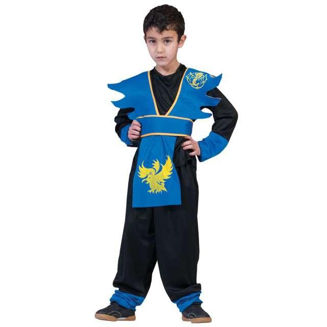 """Strój dla dzieci """"Ninja Smok"""", FunnyFashion, rozm. 140 cm"""