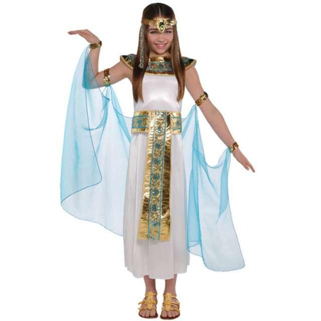 """Strój dla dzieci """"Egipcjanka - Kleopatra"""", AMSCAN, rozm. 6-8 lat"""