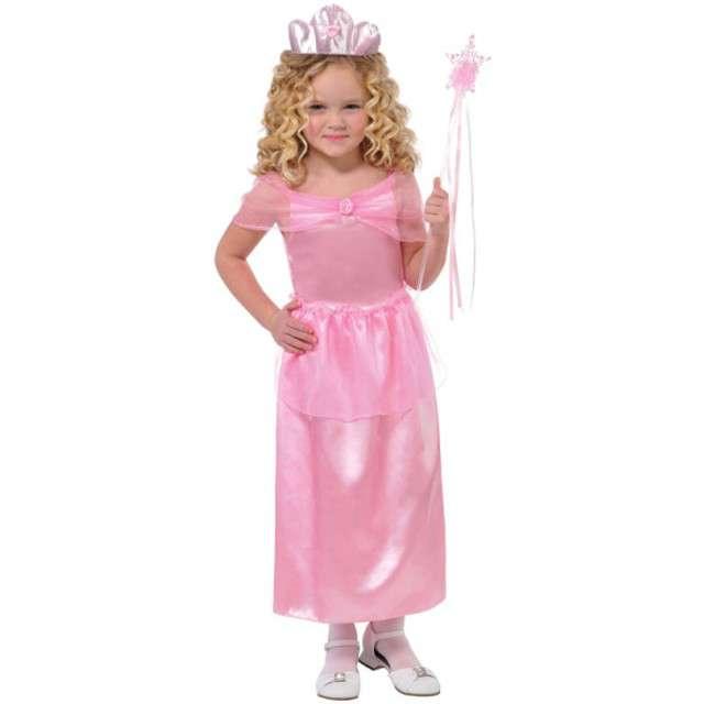 """Strój dla dzieci """"Mała Księżniczka"""", AMSCAN, rozm. 4-6 lat"""