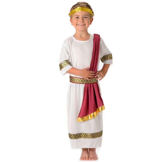 """Strój dla dzieci """"Rzymianin - Cezar"""", KRASZEK, rozm. 110/120"""