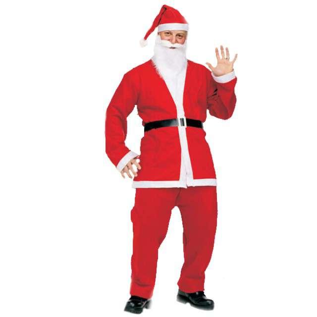"""Strój dla dorosłych """"Święty Mikołaj"""", KRASZEK, rozm. XL"""