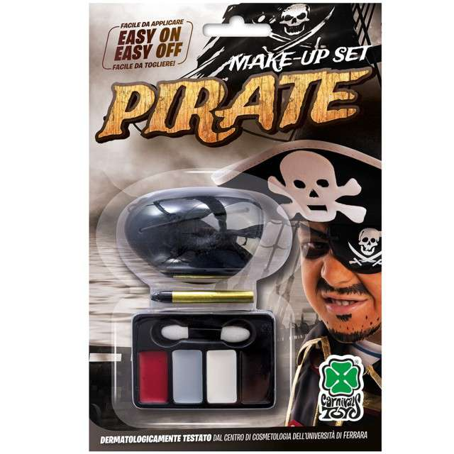 "Make-up party ""Zestaw Pirata"", Carnival Toys"