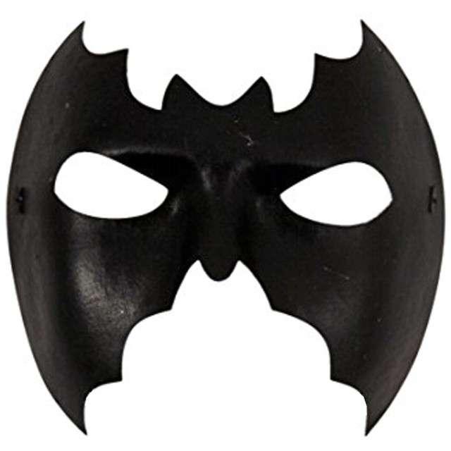"""Maska """"Nietoperz"""", plastikowa, KRASZEK"""