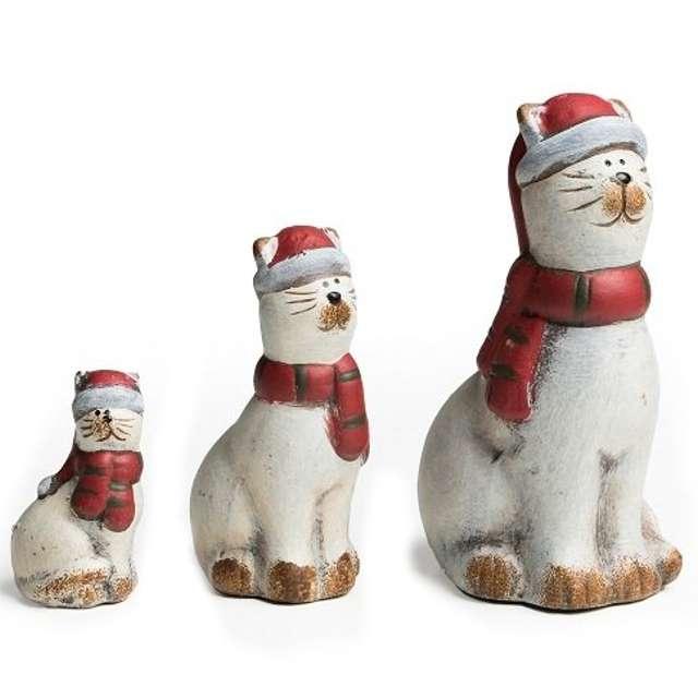 """Figurka """"3 Kotki Świąteczne"""", GM"""