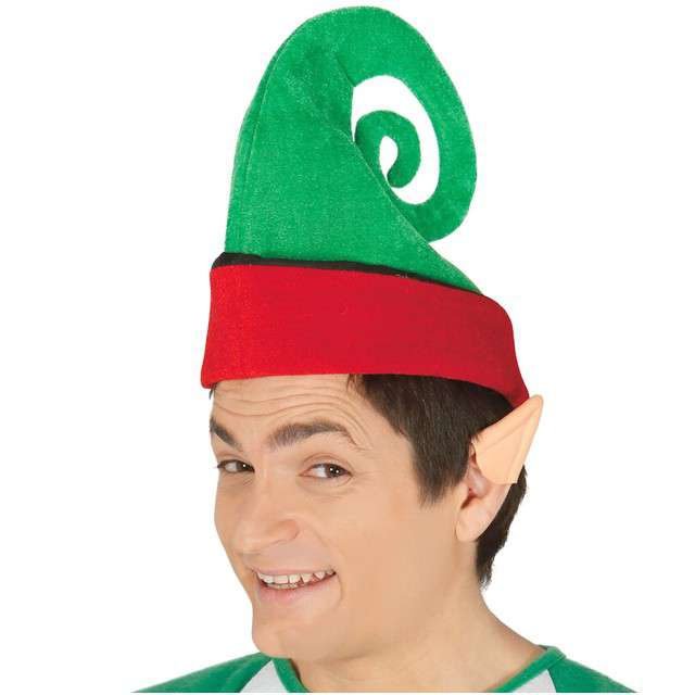 "Czapka ""Zakręcony Elf"", GUIRCA"