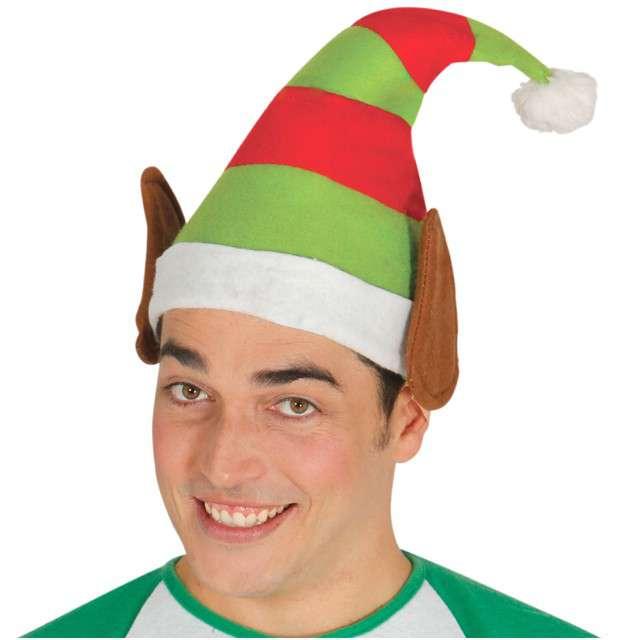 """Czapka """"Elf z uszami"""", GUIRCA"""