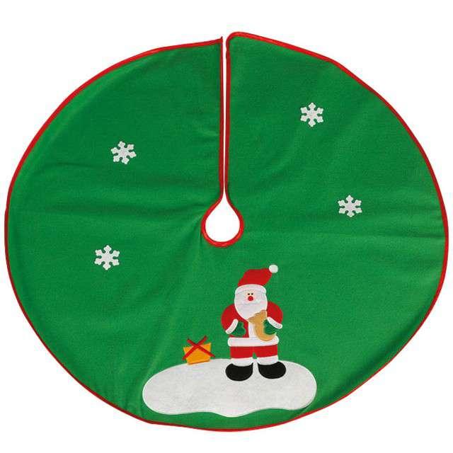 """Dekoracja """"Pokrowiec Świąteczny pod choinkę"""", GUIRCA, 90 cm"""