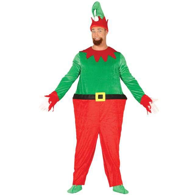 """Strój dla dorosłych """"Gruby Elf"""", GUIRCA, rozm. L"""