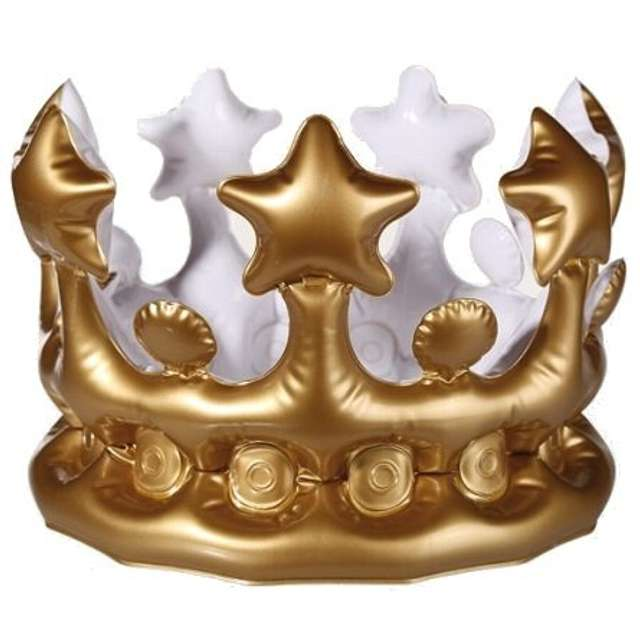 "Korona party ""Król Deluxe"", nadmuchiwana, OOTB"