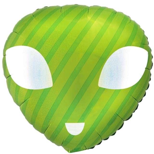 """Balon foliowy """"UFOludek"""", PartyDeco, 19"""" SHP"""