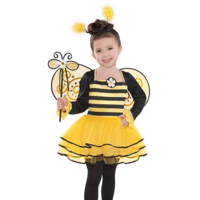 """Strój dla dzieci """"Pszczółka"""", AMSCAN, rozm. 4-6 lat"""