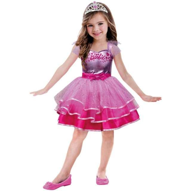 """Strój dla dzieci """"Barbie Baletnica"""", AMSCAN, rozm. 3-5 lat"""