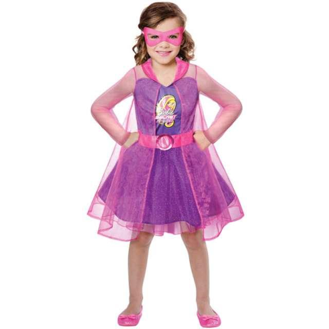 """Strój dla dzieci """"Barbie Spy Squad"""", AMSCAN, rozm. 3-5 lat"""
