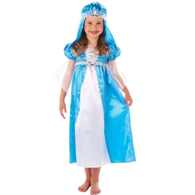 """Strój dla dzieci """"Maryja"""", AMSCAN, rozm. 5-6 lat"""