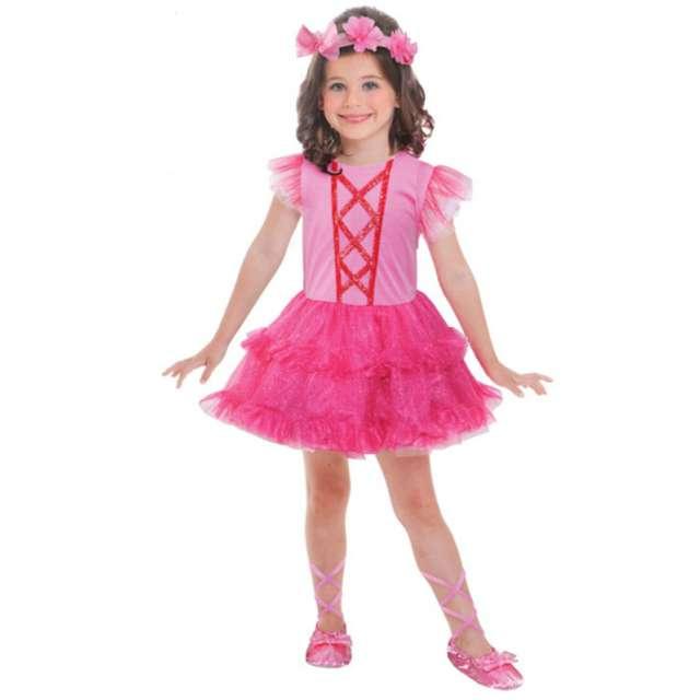 """Strój dla dzieci """"Baletnica"""", AMSCAN, rozm. 3-6 lat"""