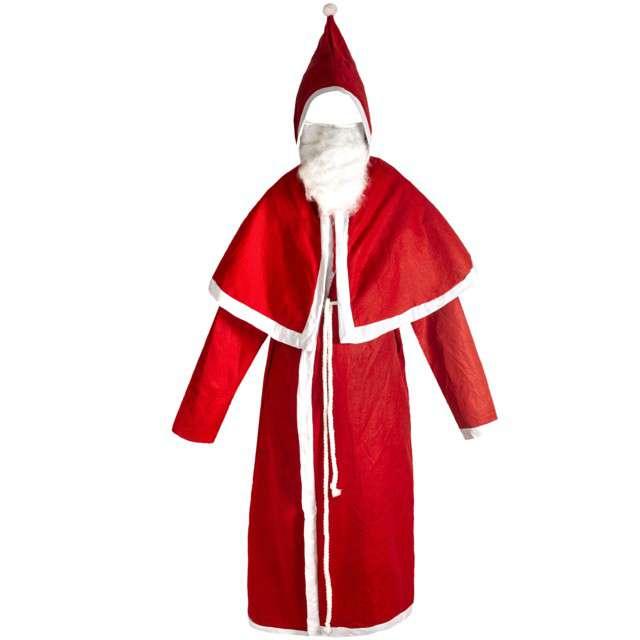 """Strój dla dorosłych """"Płaszcz Świętego Mikołaja"""", KRASZEK, rozm. XL"""