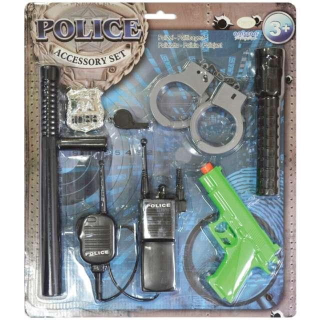 """Zestaw """"Policjant Deluxe"""", AMSCAN"""