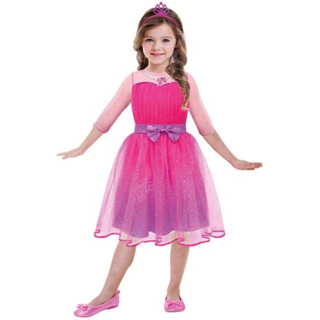 """Strój dla dzieci """"Księżniczka Barbie"""", AMSCAN, rozm. 3-5 lat"""