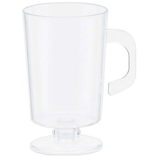 "Kubeczki plastikowe ""Coffee Mini"", AMSCAN, 59 ml, transparentne, 10 szt"