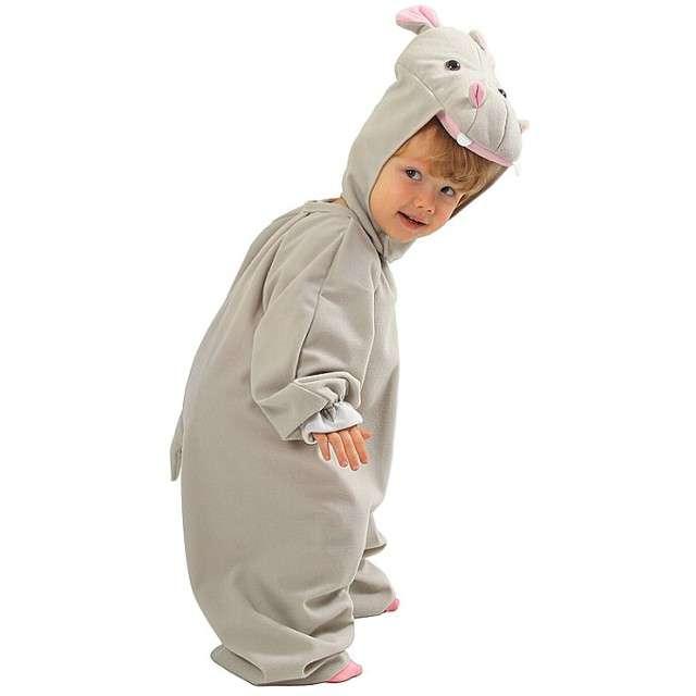 "Strój dla dzieci ""Hipopotam Hipcio"", Godan, 134/140"