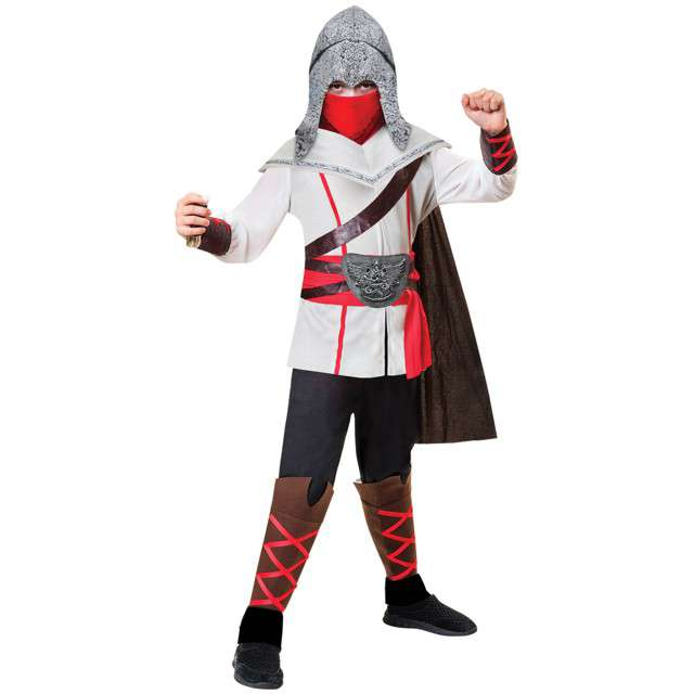 "Strój dla dzieci ""Assassin Creed Ninja"", AMSCAN, rozm. 10-12 lat"