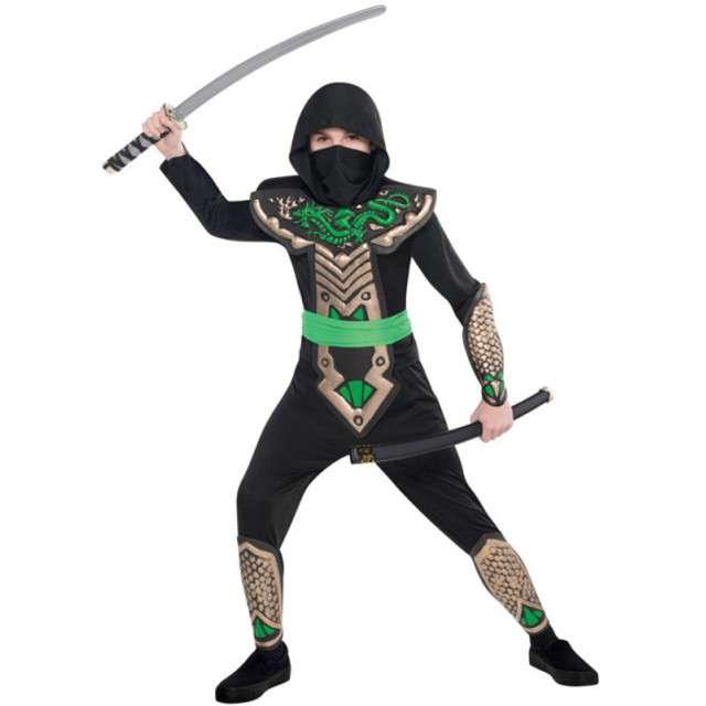 """Strój dla dzieci """"Ninja Smok"""", AMSCAN, rozm. na wiek 4-6 lat"""