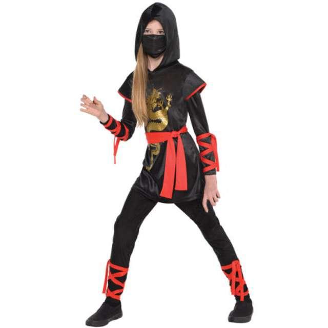 "Strój dla dzieci ""Dragon Ninja"", AMSCAN, rozm. 8-10 lat"