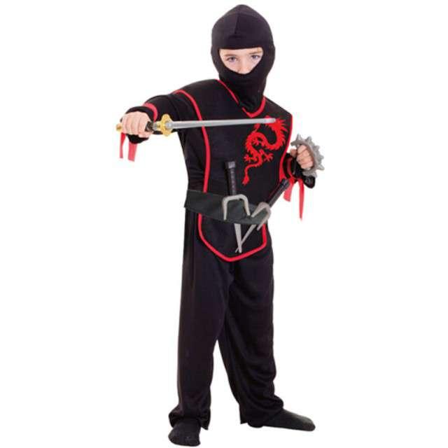 """Strój dla dzieci """"Ninja Deluxe"""", AMSCAN, rozm. 3-6 lat"""