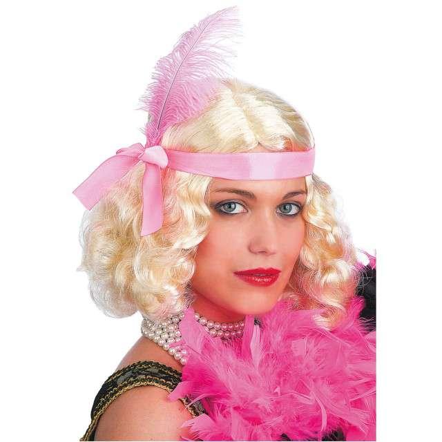 "Peruka party ""Charleston"", blond, Carnival Toys"