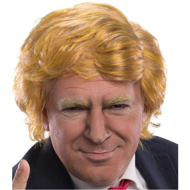 "Peruka party ""Donald Trump"", Carnival Toys"