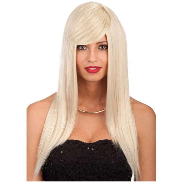 """Peruka party """"Długie Włosy Premium"""", blond, Carnival Toys"""
