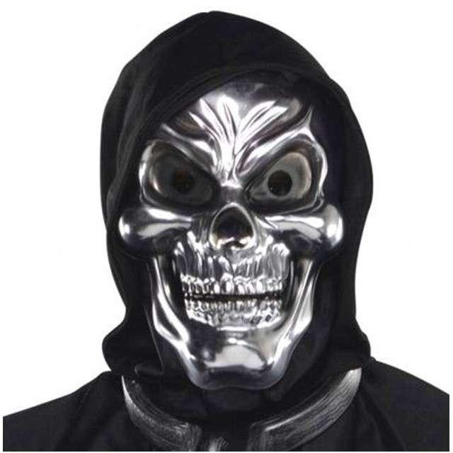 "Maska ""Czaszka Terminator"", plastikowa, AMSCAN"