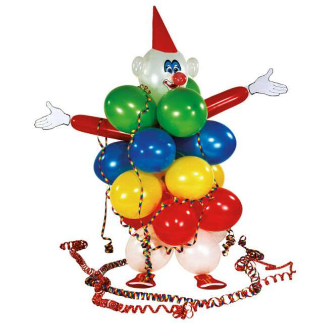 _xx_Balloon Decoration Kit Clown