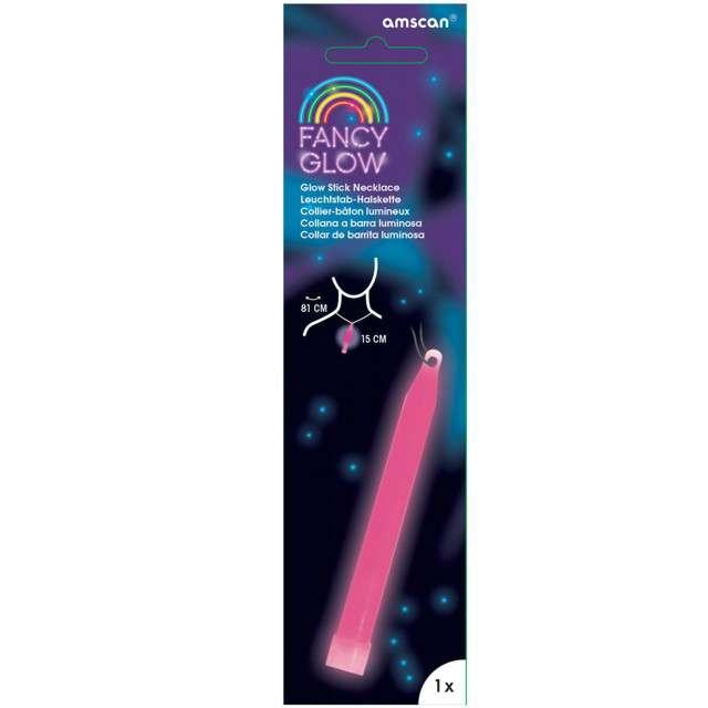 _xx_Glow Stick Necklace Pink 15cm