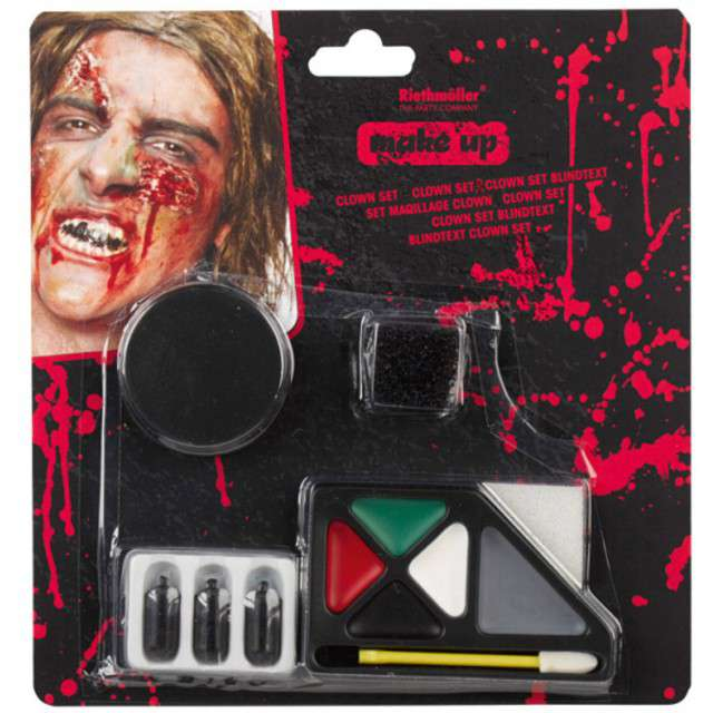 """Make-up party """"Zombie Deluxe"""", AMSCAN"""