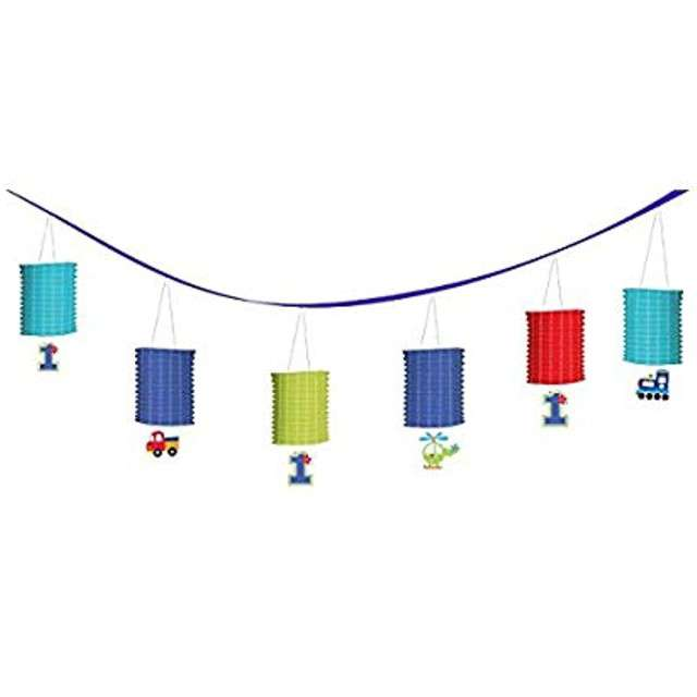 _xx_Lantern Garland All Aboard Birthday 365 cm
