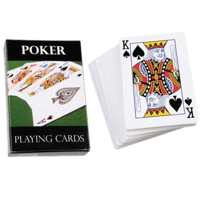 "Karty do gry ""Poker"", OOTB"