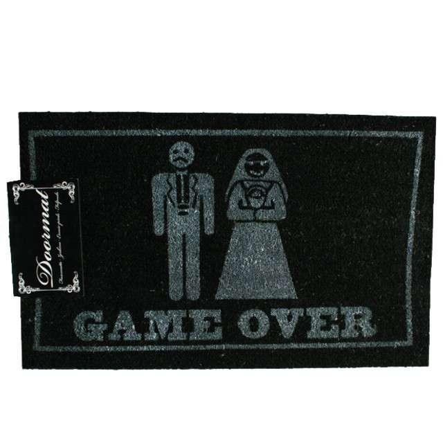 "Wycieraczka ""Game Over"", OOTB, 75 x 45 cm"