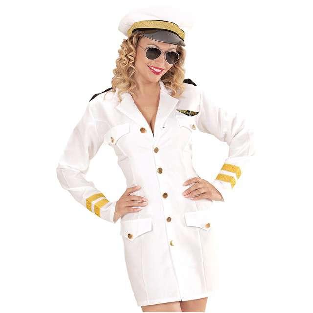 """Strój dla dorosłych """"Pani Admirał"""", WIDMANN, rozm. S"""