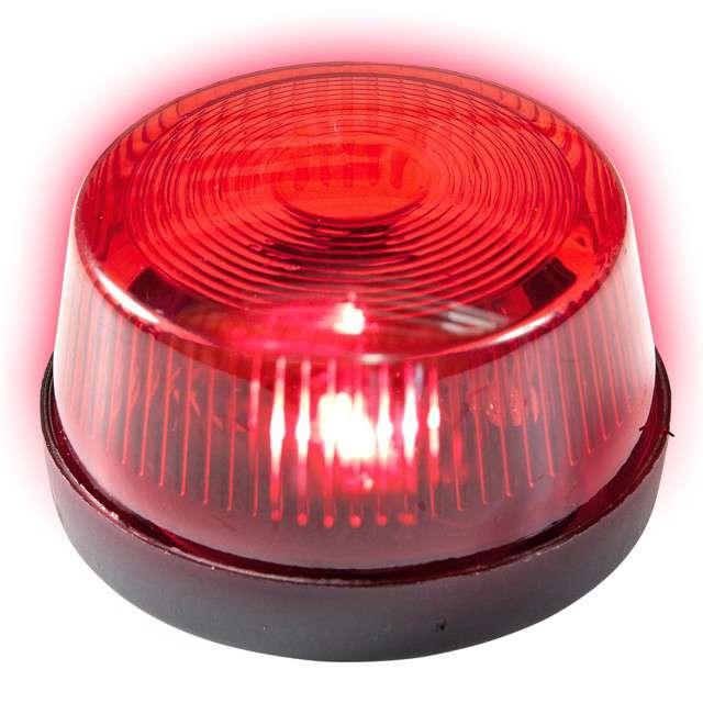 """Syrena alarmowa """"Police"""", czerwona, WIDMANN"""